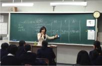 教室でのセミナー